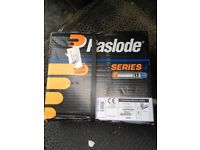 Brand new box of paslode twist nails + gas