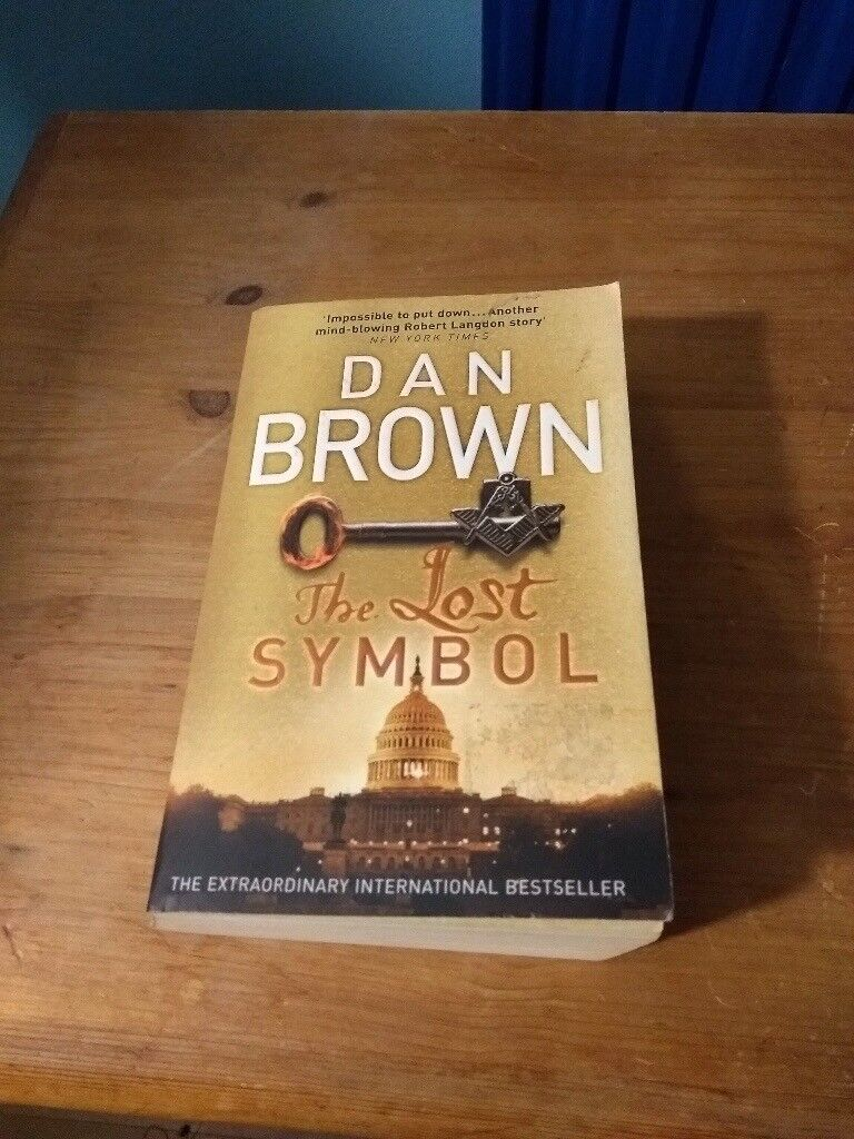 Dan Brown The Lost Symbol In Cambridge Cambridgeshire Gumtree