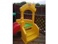 Litttle Tikes Toddler Slide