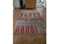 Large Marks & Spencer wool rug