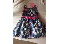 New girls dress 4-5