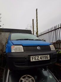 2005 FIAT PANDA 1.1 PETROL BREAKING FOR PARTS