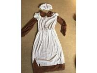 Victorian girls costume