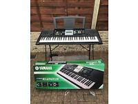 Yamaha PSR-E223 Portable Keyboard + Stand