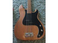 1968 Vintage Japan Kay Precision Bass.