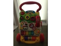 V-Tech Baby walker unisex colours