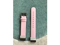Pink Fitbit charge 2 strap