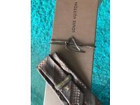 Genuine Louis Vuitton Men's Tie