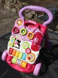 Various infant toys