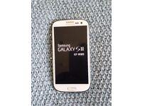 Samsung galaxy s3 unlcked