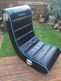 X Rocker Curve FREE DELIVERY Gaming Chair Playstation PS4 PS5 Xbox Console