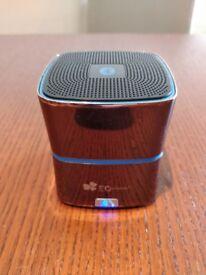 EC Bluetooth Mini Compact Speaker - Titanium Grey
