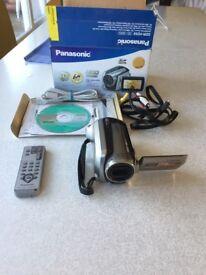 Panasonic SDR-H250 Video Camera