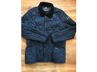 Men's / Youths Authentic Black Barbour Jacket