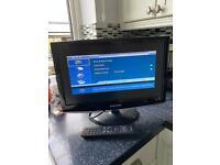 "Samsung 18"" SyncMaster HD DTV Monitor TV"