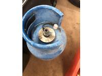 Gas cylinder bottle