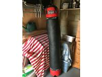 Kickboxing bag 6'