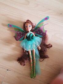 harmonix winx doll: Aisha