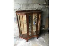 Display cabinet/shabby chic/up cycle FREE buyer collects