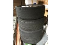 picasso c4 alloy wheels and tyres