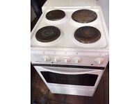 Electric Cooker - Free Delivery 50cm Wide *Bargain*