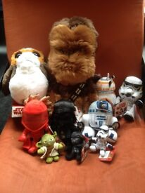 Star Wars toys - new with tags