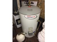 Santon premier plus PP150B unvented mains pressure immersion water heater tank