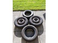 175x65x14 tyres