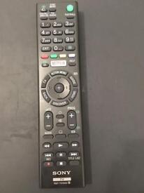 Sony Tv Remote original