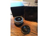 Fujifilm Fuji WCL-X100 wide converter lens for x100 series