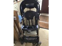 Buggy and car seat for sale