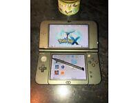 Nintendo 3Ds XL, 32GB micro SD & Pokemon X