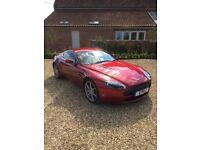Aston Martin Vantage 4.2 V8