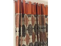 Curtains and blind for sale