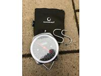 Leeda scales and Gardner pouch