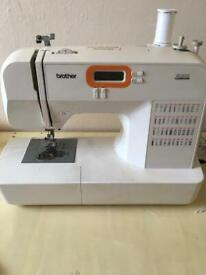 Brother computer sewing machine