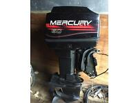 Mercury 60 Hp outboard spares or repair