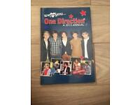 One direction annual book 2013