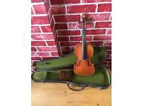 Antique Mid sized Violin - Stradivarius