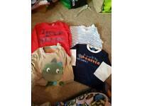 Baby boy 6-9months jumper bundle