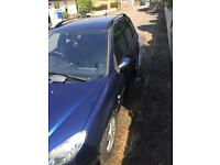 Peugeot 206 sw for sale spares or repair