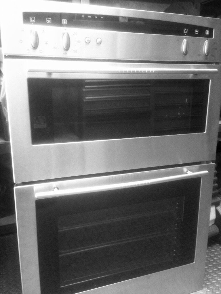 Neff double oven model u1452 in stonehaven aberdeenshire gumtree - Neff single oven with grill ...