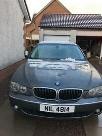 2005 BMW 730d SE Auto