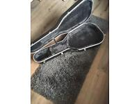 Hiscox lifelite solid guitar case