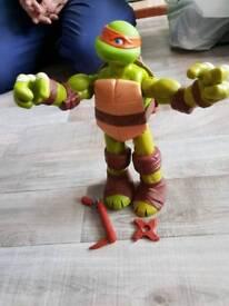 Ninja turtle figure