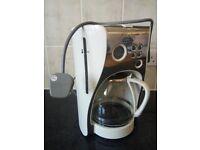 Prestige digital coffee maker 15cups easy to use