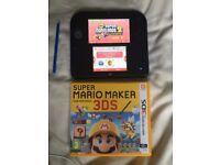 Nintendo 2DS + Super Mario Maker