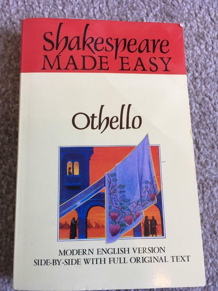 Othello Shakespeare Made Easyin Newton Mearns, Glasgow - Othello  Shakespeare Made Easy Othello Shakespeare Made