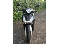 Honda SH 125 New Shape 63plate Black