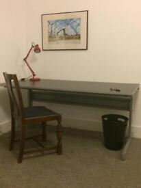 XL vintage Ikea desk 160cm x 80cm